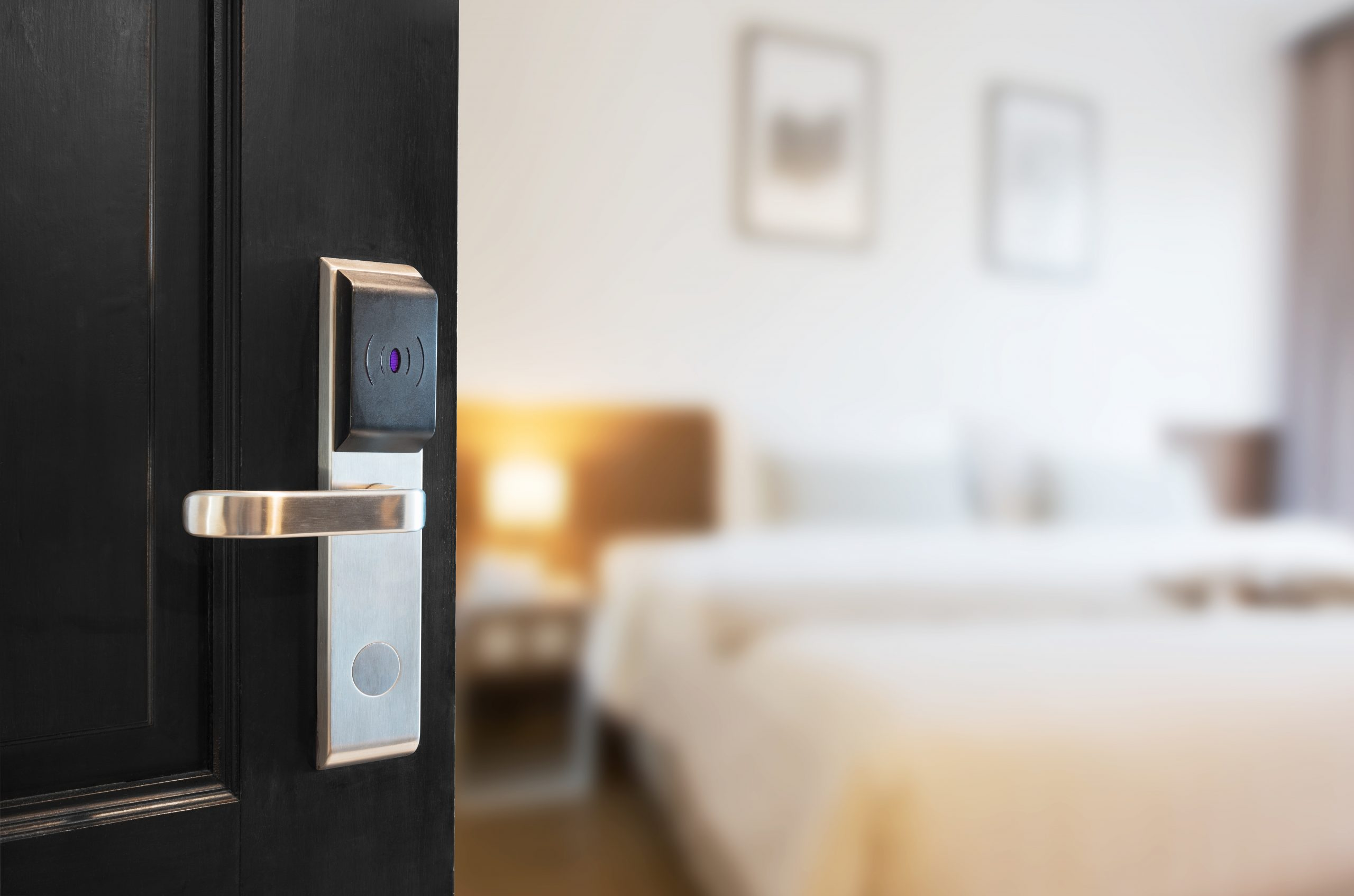 Premier Hotels Are Upgrading to Smart Locks. Here's Why.
